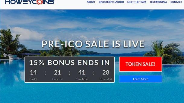 Börsenbehörde veräppelt Fans von Kryptowährungen