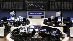 Unsicherheit macht das Anlegerleben weiter schwer