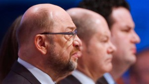 Die SPD und der Tag der Entscheidung