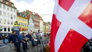 Dänemark leiht sich Geld zu negativen Zinsen