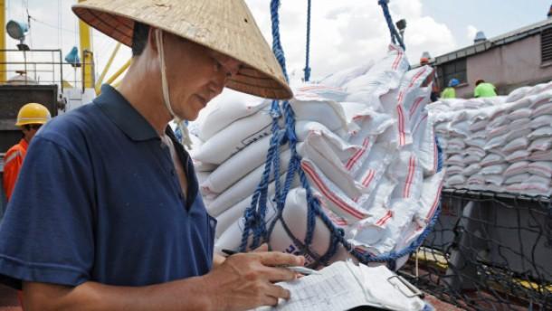 Reismarkt im Banne der Zocker?