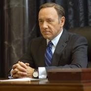 """Der erste große Netflix-Erfolg war die Politdrama """"House of Cards"""" mit Kevin Spacey."""