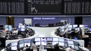Schärferer Ton in der Athen-Krise verschreckt Anleger