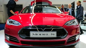 Tesla setzt voll auf China