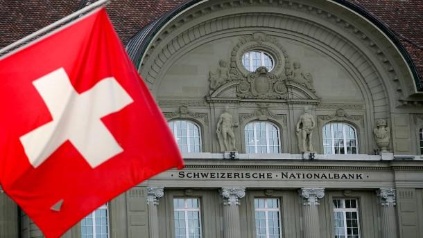 Währungsmanipulator Schweiz?