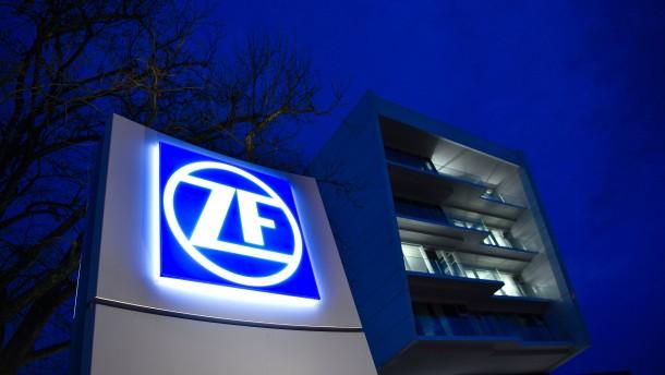 Autozulieferer ZF bestätigt Prüfung durch Staatsanwaltschaft