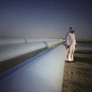 Erdölpipeline in Saudi-Arabien