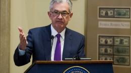 Amerikas Zinskurve weckt Rezessionsängste