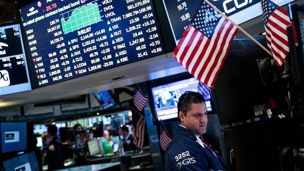 Diese amerikanischen Aktien sind wieder auf Rekordkurs