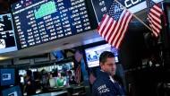Diverse amerikanische Aktien sehen derzeit technisch vielversprechend aus.