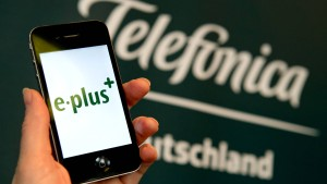 E-Plus-Übernahme bewegt Mobilfunk-Aktien