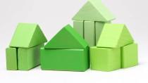 Grün ist auch die Hoffnung, dass mit der Immobilienfinanzierung alles glatt geht.