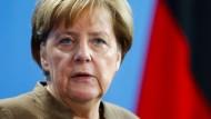 Merkel spricht Klartext