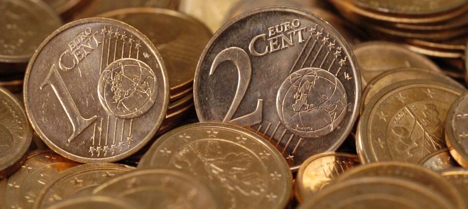 Kleingeld Bundesbank Gegen Abschaffung Von Cent Münzen