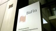 Finanzaufsicht Bafin will bestimmte Finanzprodukte verbieten