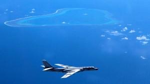 Spannungen im Südchinesischen Meer wachsen