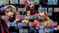 Geld ist faszinierender als man vielleicht auf den ersten Blick denkt - das will das neue Geldmuseum Jung und Alt vermitteln.