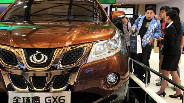 Wie ein chinesischer Autobauer 126 Prozent mehr Gewinn gemacht hat