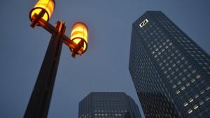 Milliardenverlust für Deutsche Bank
