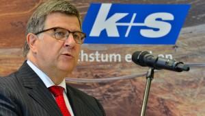 Staatsanwalt klagt K+S-Chef an