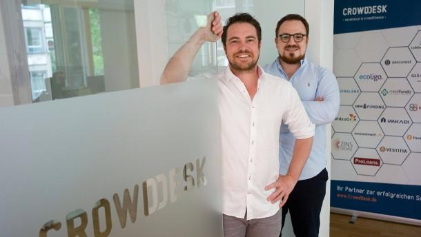 Crowdfunding könnte Durchbruch schaffen