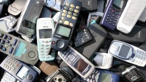 Mit alten Handys Geld verdienen