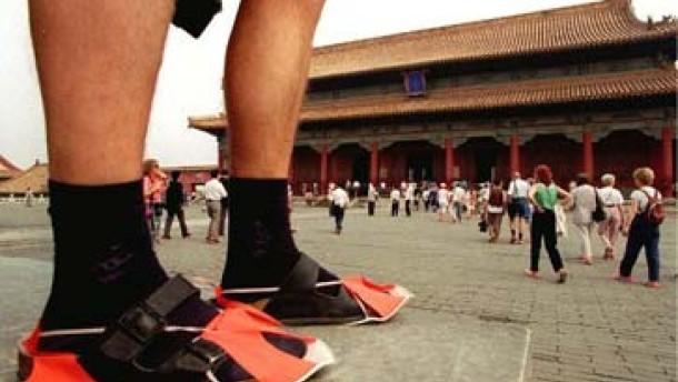 Im Reich der Mitte boomt der Tourismus
