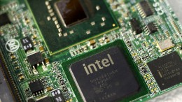Intel-Aktie verliert mehr als 5 Prozent