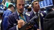 Konjunkturerwartungen und jede Menge Bilanzen