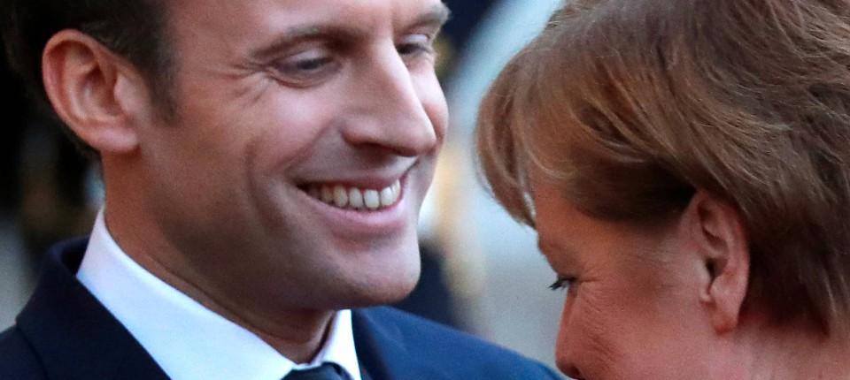 Amazing Deutschland Und Europa: Abschied Von Einer Stabilen EU