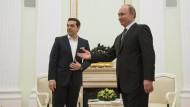 Bilanz einer Moskaureise