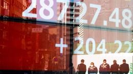 Die erstaunliche Auferstehung von Japans Aktienmarkt