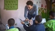 Lernen in Kairo: Unterricht des Bildungsanbieters Cira