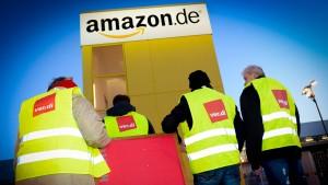 Wieder Streiks bei Amazon