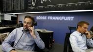 Nach EZB-Entscheidung steigen die Aktienkurse