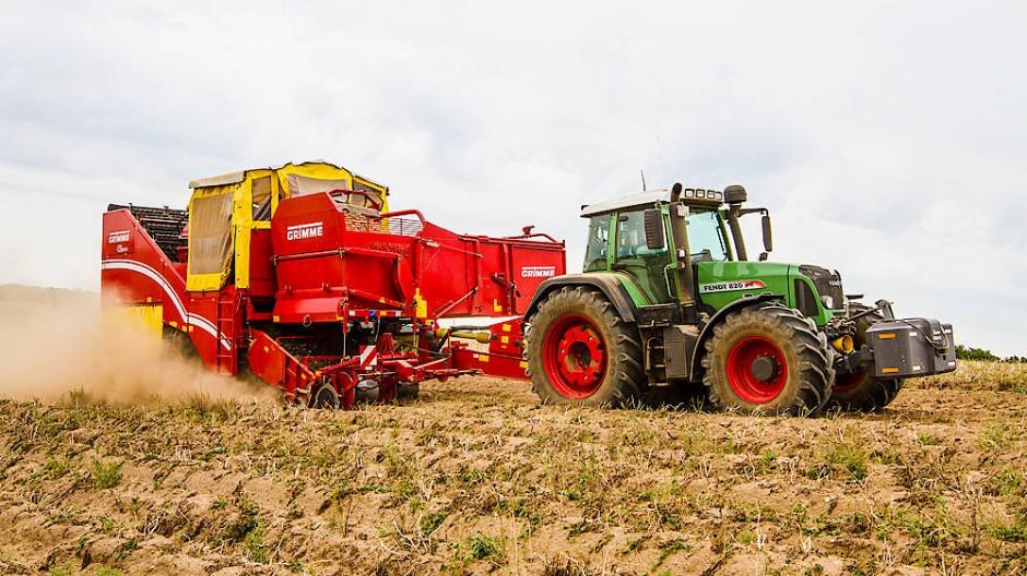Der Agrarkonzern KTG Agrar ist pleite.