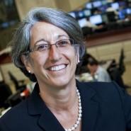 Blackrock-Mitgründerin Barbara Novick