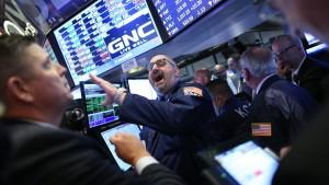 Dax-Anleger halten sich zurück