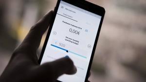 Smartphone-Banking wird immer beliebter