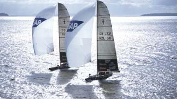 SAP-Aktie dürfte positiven Trend wieder aufnehmen