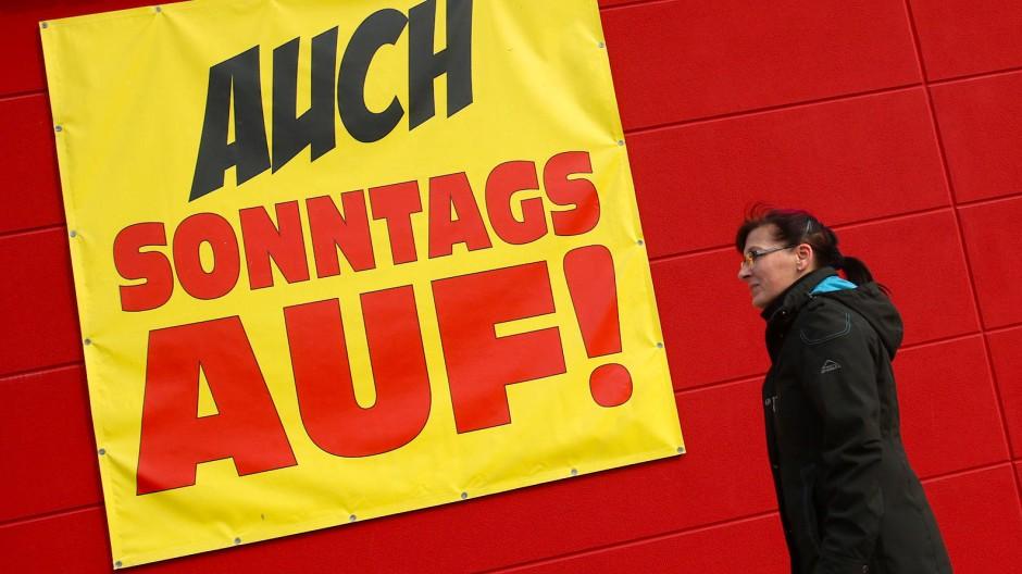 Für eingefleischte Shopper nur ein Traum - auch außerhalb von Bayern