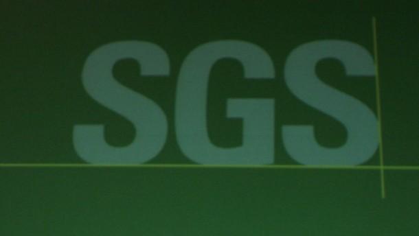 SGS-Papiere im Trend auf Allzeithoch