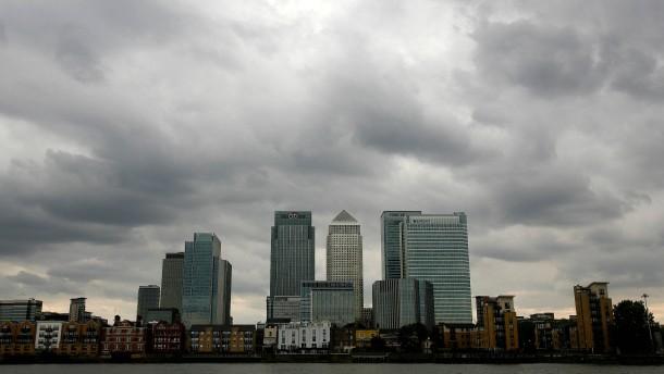 Brexit bedroht Londoner Arbeitsplätze der UBS