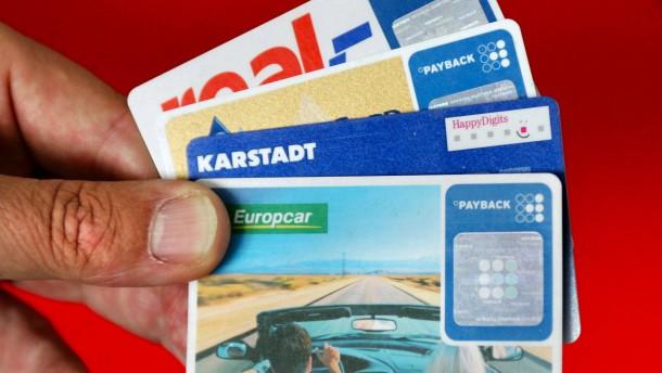 Haben Sie eine Payback-Karte?