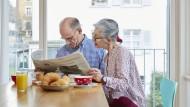 Der Renteneintritt Hunderttausender Baby Boomer stellt die gesetzliche Rentenversicherung vor Herausforderungen.