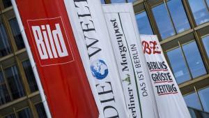 Springer und ProSieben sprechen angeblich über Fusion