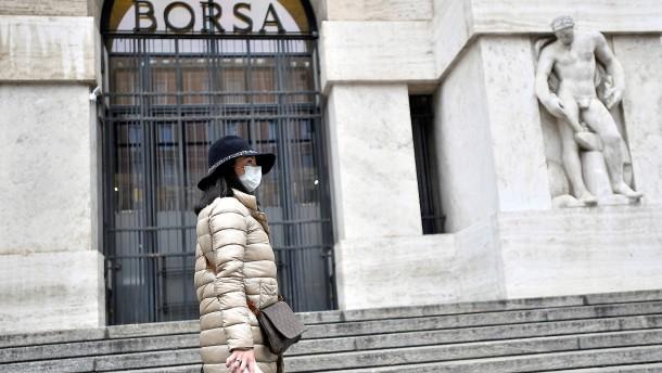 Bietet auch die Deutsche Börse für die Borsa Italiana?