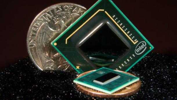 Positive Impulse für Intel-Aktie