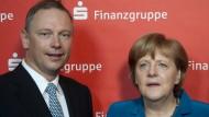 Im Haftungsfonds der Sparkassen fehlen Milliarden