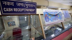 Indien vollzieht radikale Bargeldreform